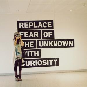 more curiosity