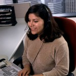what a nice looking telemarketer